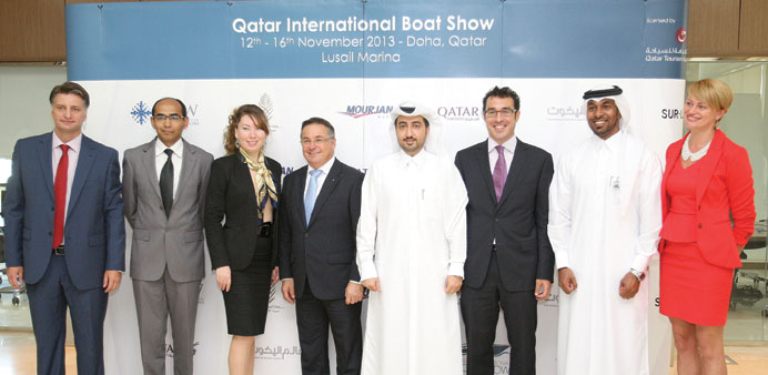 Lusail City to host Qatar's first international boat show