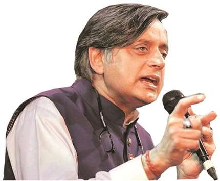 Tharoor S Book On Paradoxical Modi To Hit Stands This Month