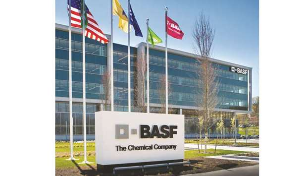 BASF signs second China chemicals deal in 4 months