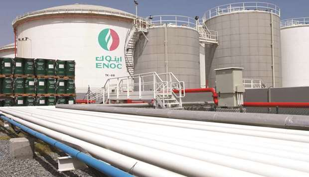 Iran oil buyer and rival, UAE may be cracking down on