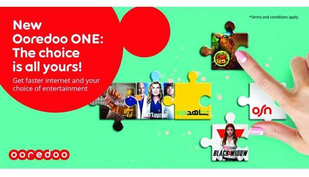 Ooredoo launches 'innovative' new Home Internet, TV plans