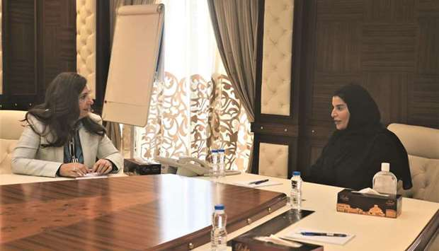 The meeting reviewed aspects of co-operation and ways of enhancing and developing them in areas of c
