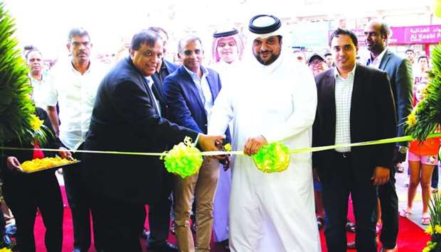 Philippine supermarket chain opens first store in Doha