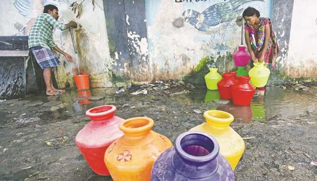 Local water scarcity spilling over into global crisis - Gulf Times