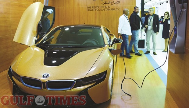 Fans Families Savour Thrills At Motor Show