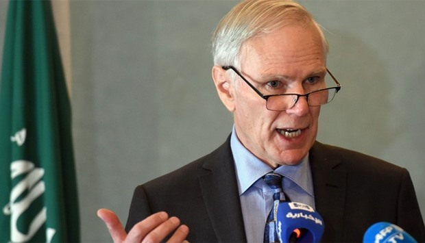 Philip Alston, UN Special Rapporteur on Extreme Poverty and Human Rights