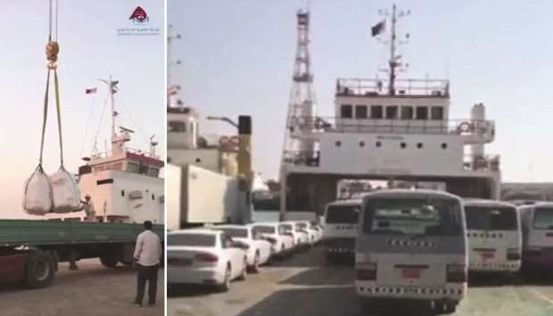 Ruwais Port getting busier