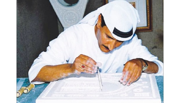 Qatari handicrafts: Gypsum decoration to dhow-making
