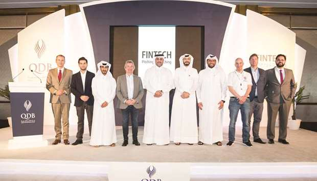 QDB launches initiative to achieve great strides in fintech