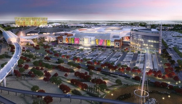 Mall of Qatar to open in third quarter of 2016