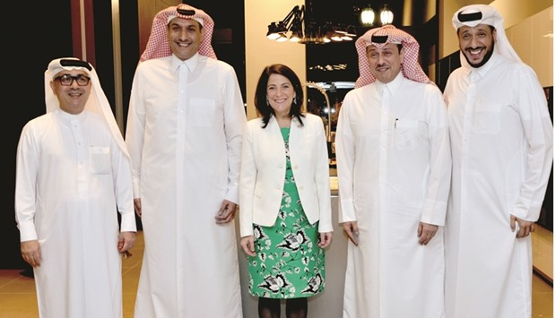 Almana Maples opens its new showroom at The Pearl-Qatar