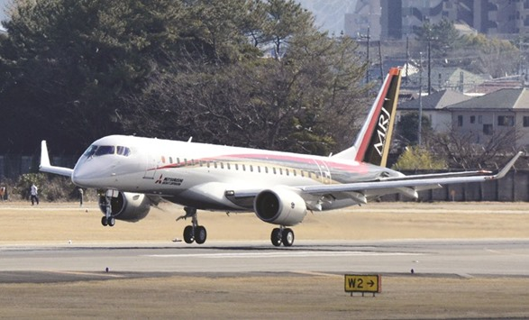 mitsubishi aircraft to bolster us engineers after jet delivery delays