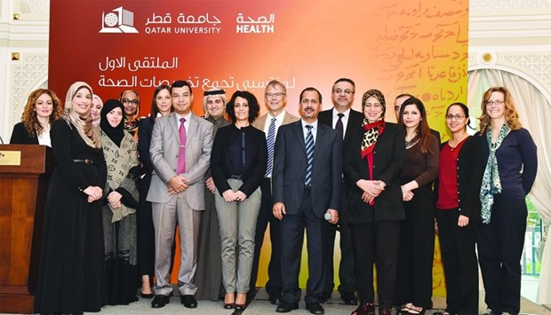 QU Health Cluster held its first annual retreat.