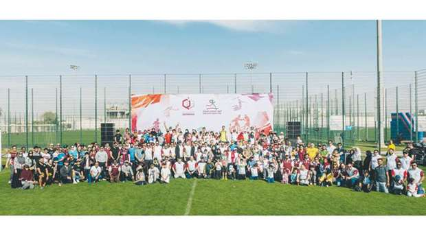 Qatargas hosts sports activities for staff, families