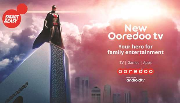 Ooredoo tv brings out 'revolutionary new' set-top box