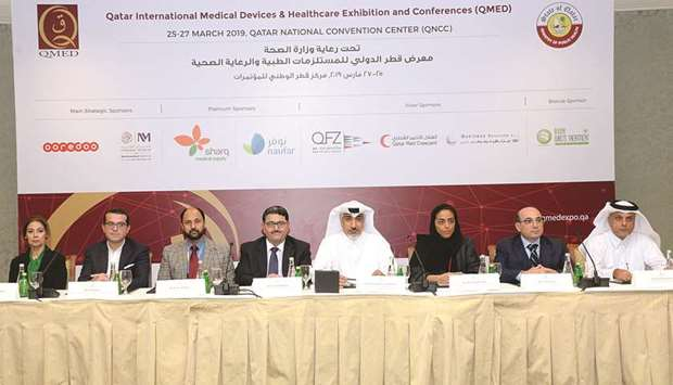 QMED brings together healthcare professionals