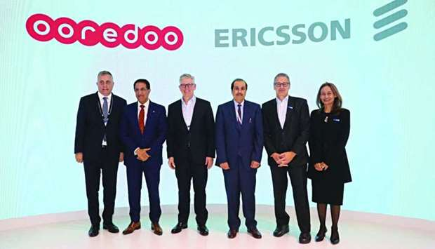 Ooredoo selects Ericsson for 5G rollout