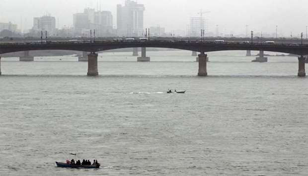 At least 54 dead as ferry sinks in north Iraq