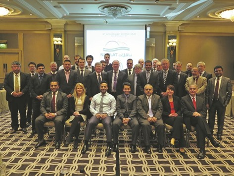 Nakilat holds Qatar Project Shipping Forum in London