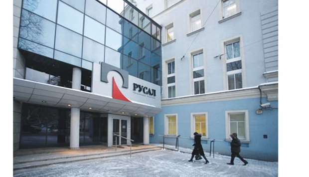 Rusal's US creditors trapped by sanctions