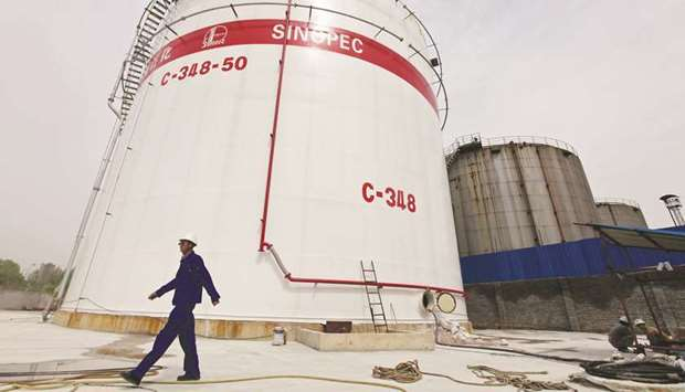 Sinopec dials back oil-purchase strategy after record Q4 loss