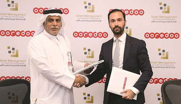 Ooredoo partners with Smart Management IT Solutions for new ERP