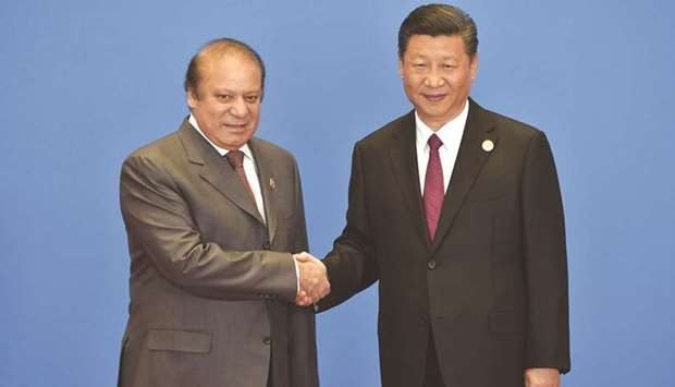 Pakistan's cutting edge in China's 'new world order'
