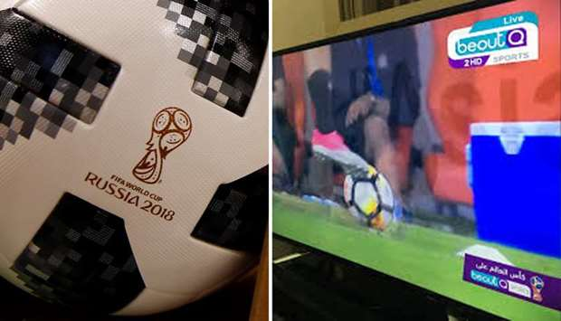 Saudi Arabia to show World Cup matches illegally