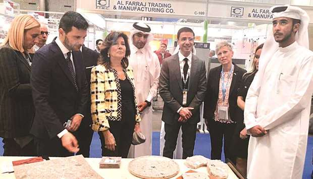20 Italian firms showcase products in Project Qatar