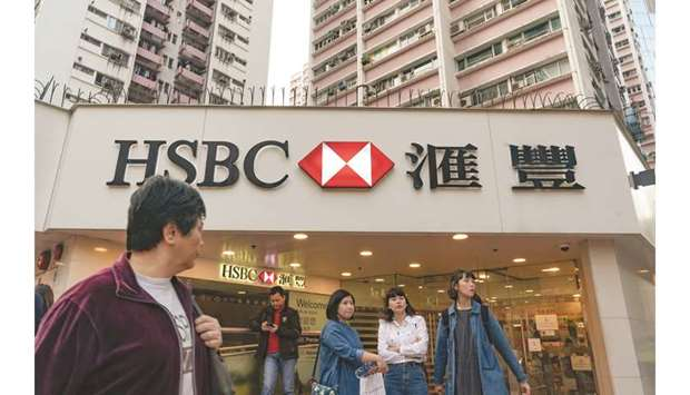 HSBC plans retail wealth headcount boost