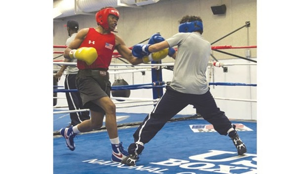 Can Amateur boxing colorado agree
