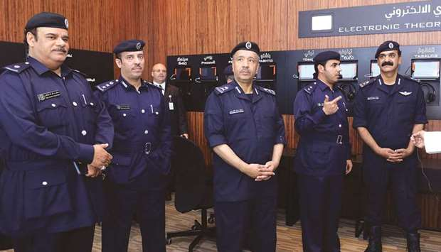 Traffic authority launches unified training system