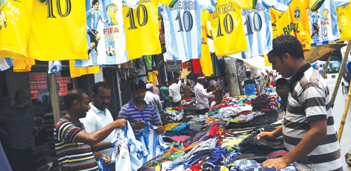 $500mn World Cup boost for Bangladesh garment makers