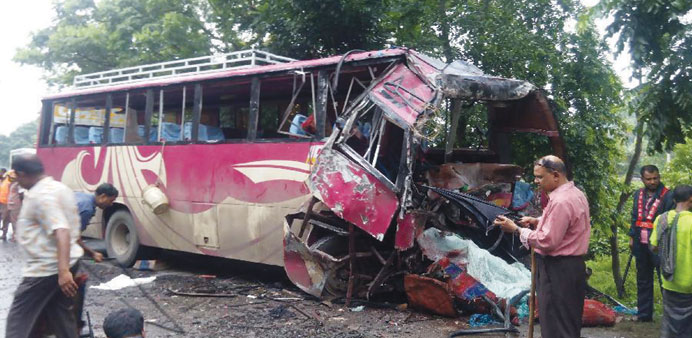 report on road accident in bangladesh