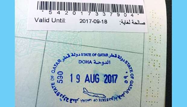Visa-free entry increases flow of visitors to Qatar on green card form, travel itinerary form, job search form, passport renewal form, work permit form, visa application letter, doctor physical examination form, visa documents folder, tax form, visa passport, visa ds-160 form sample, insurance form, visa invitation form, invitation letter form, nomination form,
