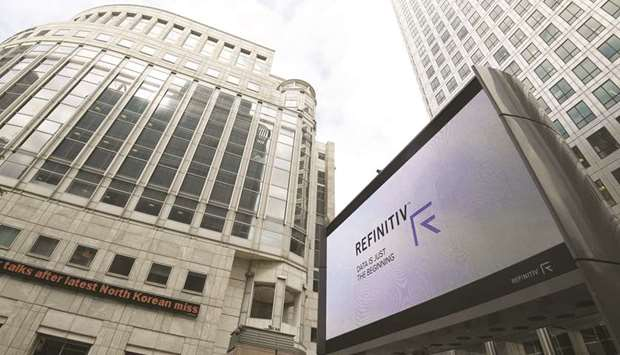 LSE delivers 'defining' $27bn Refinitiv deal in data drive