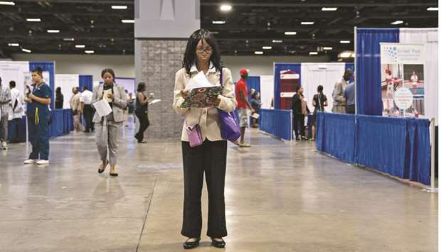 US labour market slowing as job openings, hiring fall
