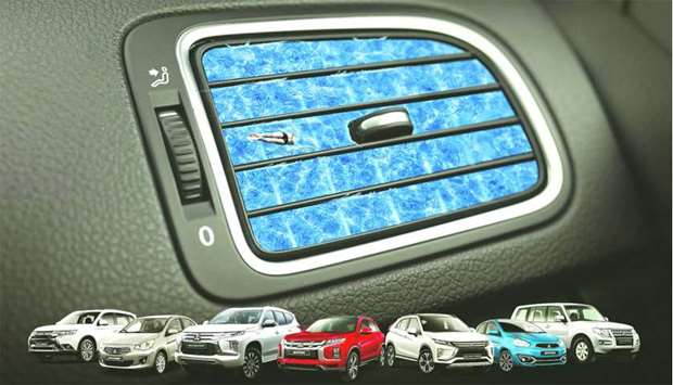 QAC continues its special offer on Mitsubishi vehicle ACs