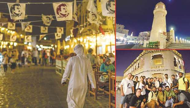 Souq Waqif 'photo walk' attracts shutterbugs from all over Qatar