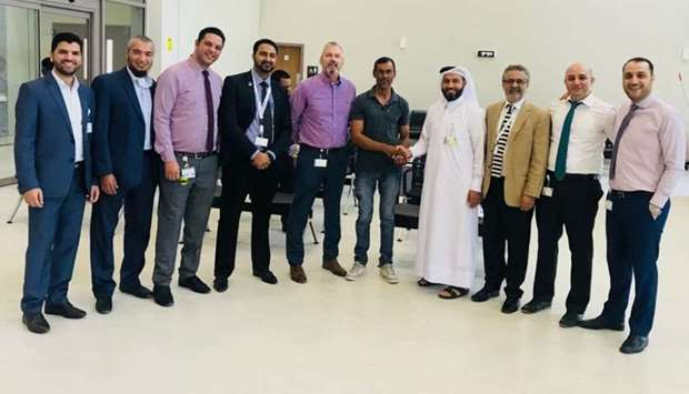 Industrial Area hospital welcomes first patients