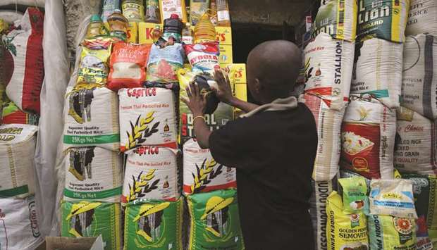 Nigeria's surging food prices may rise faster on dollar ban