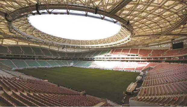 Al Thumama Stadium will host eight matches, including the quarter-finals stage at the FIFA World Cup