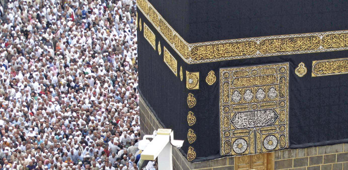 an account of the events and preparation that muslims make during their pilgrimage to makkah