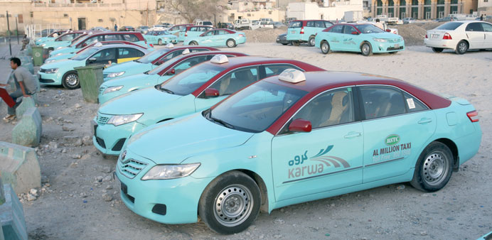 Cabbies wonder if taxi market is 'oversupplied'