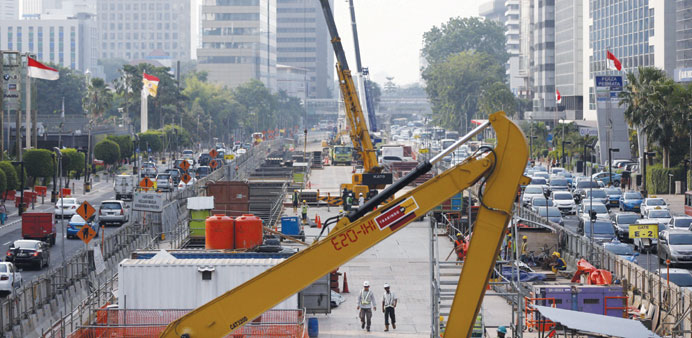 Indonesia infrastructure projects delay disappoints investors