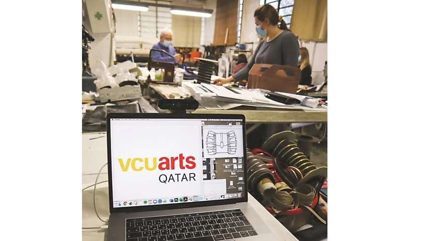 Gulftimes : VCUarts Qatar 'eco lab' to focus on sustainable luxury products