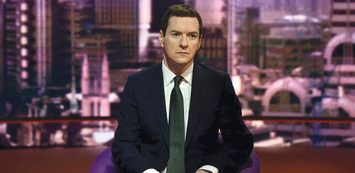 UK could join Syria airstrikes within weeks, says Osborne