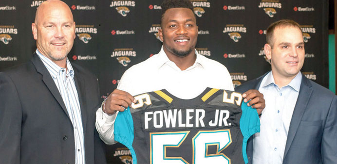 Fowler out for season after first-day injury
