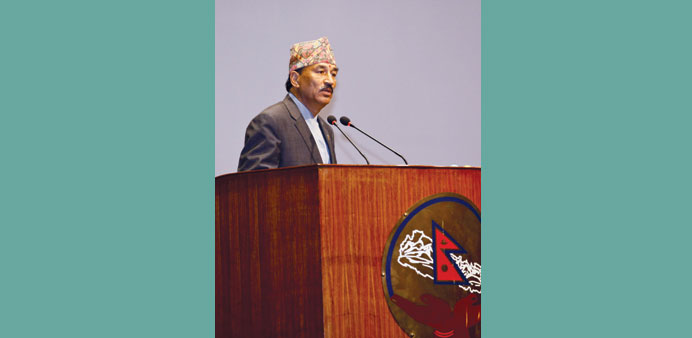 Nepal turns to China for trade, fuel