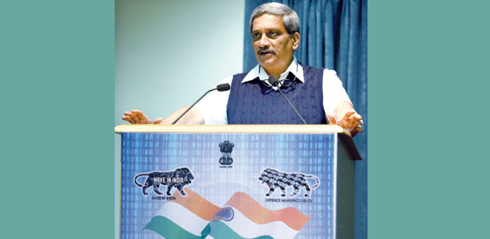 Defence deals to be made easier: minister